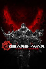 Gears of War Ultimate Edition Xbox One Game Postage