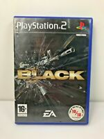 Black Playstation 2 (PS2)