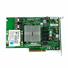 Supermicro AOC-USAS-S8IR add-on card - Raid 8CH 3GBPS Sas Pcie 533MHZ Adapter