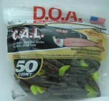 DOA 14-406 Cal Airhead Lure ARGLO Arkansas Glow 6CT 21018