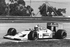 Ayrton Senna. McLaren 1988. GP France 1967. F1 photo. M206