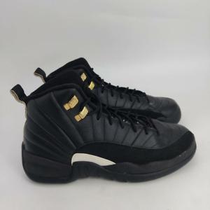 Nike Air Jordan Retro 12 GS- Youth- Size 6.5Y- The Master-[153265-013]Basketball