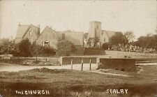 Scalby near Scarborough. The Church by Scott, Photographer, Scarborough.