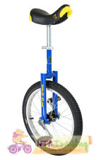 qu-ax Unicycle 18-inch Luxury Blue NEW 1001