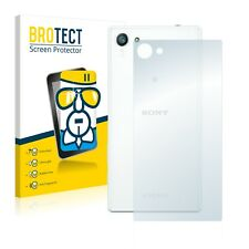 Sony Xperia Z5 Compact (Back) Best Glass Screen Protector Ultra Thin Film