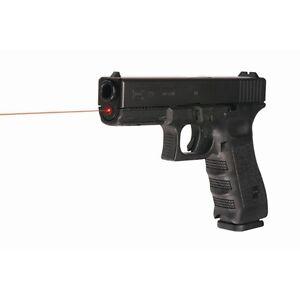 LaserMax Red Guide Rod Laser Glock 17, 22, 31, 37  Gen 1-3  (LMS-1141P)