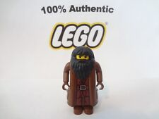 Authentic LEGO Harry Potter Minifigure Hagrid w/Brown Hands 4707 4709 4714