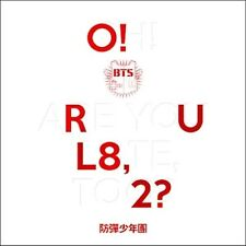 BTS- O!RUL8,2? Sealed CD + folded Poster+Photo card +Booklet kpop Sealed