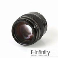 NEW Canon EF 100mm f/2 USM Lens