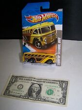 Hot Wheels - Yellow Surfin School Bus - Video Game Heroes #10 - 2011