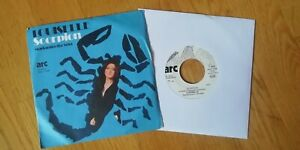 Louiselle ‎– Scorpion 45 giri rarissimo italo disco withe label 1981 synth pop
