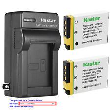 Kastar Battery Wall Charger for Kodak KLIC-7003 & Kodak EasyShare V1003 Camera