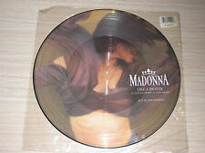 "MADONNA - LIKE A PRAYER - RARO MAXI-SINGLE 12"" PICTURE DISC ENGLAND"