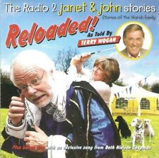 Terry Wogan - The Radio 2 Janet & John Stories - Reloaded (2xCD 2007) **NEW**