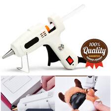 25W AC 100-240V Hot Melt Glue Gun + 30pcs 7x200mm Premium Glue Sticks Kit Set