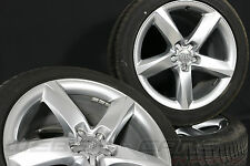 Audi A8 4H 19 Zoll Alufelgen ALU Komplett Räder Felgen + Sommerreifen 255 45 R19