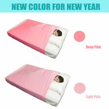 Pink Sensory Compression Bed Sheet Weighted Blanket Autistic Children Single