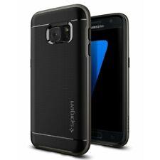 Spigen Backcover Neo Hybrid Samsung Galaxy S7 Grau Handyhülle Schutzhülle