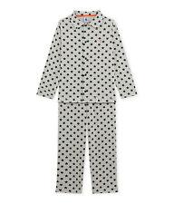 PETIT BATEAU Retro Pyjama allover Sterne 92 98 104 110 116 122 128 134 140 146