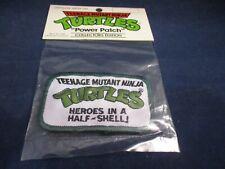 Teenage Mutant Ninja Turtles Tmnt Power Patch Collector's Edition Heroes in Half