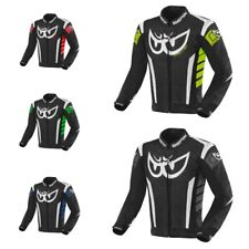 Berik 2.0 Zakura Motorcycle armoured racing sport Leather Jacket