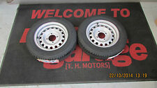 10 to 13 inch Wheel/Tyre conversion kit for ERDE/DAXARA/FRANC/TRELGO Trailer