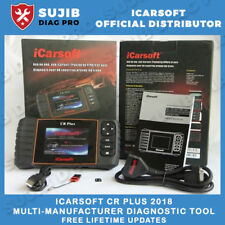 UNIVERSAL Diagnostic Scanner Tool Code Reader Reset OBD2 - iCarsoft CR PLUS 2018