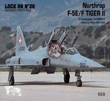 Verlinden Productions Book Lock On No.26 Northrop F-5E/F Tiger II 928