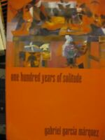One Hundred Years of Solitude, Marquez, Gabriel Garcia, New