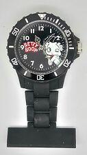 Enfermera Fob Watch Betty Boop Negro BTY01/C
