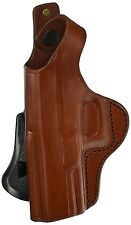 Tagua PD1R-318 Glock 20 Brown/Left Hand Rotating Thumb Break Paddle Holster