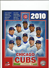 2010 CHICAGO CUBS 8X10 PICTURE MLB