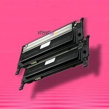 2 BLACK TONER for SAMSUNG CLT-K409S CLX-3170 CLP-315 CLP-315W CLP-310 CLX-3175N