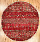 Hand-knotted Rug (Carpet) 5'9X5'9, Khorjin mint condition