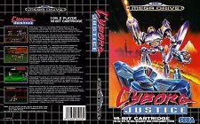 Videojuego Sega Mega Drive completo Be PAL X-Men