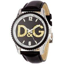 D&G Dolce & Gabbana Men's DW0702 Sestriere Analog Watch-gear Dial Detailed Watch