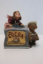 Boyds Bears & Friends: Cocoa M. Angelrich & Scoop (Music Box)