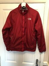 ladies north face padded jacket size large