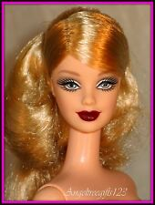 Nude Diamonds Barbie Blonde mackie face sculpt for ooak or play