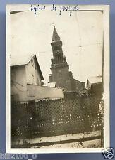 photo ancienne . Mulhouse . église St-Joseph