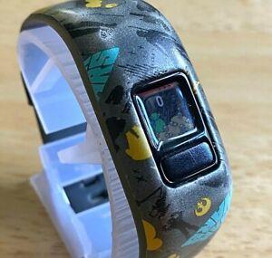Garmin Vivofit Jr 2 Star Wars Fitness Excise Activity Tracker Quartz Watch Hours