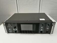"Behringer X32 Rack 19"" Rackmixer Digitalmixer 32-Kanal Midas Mic Vorverstärker"