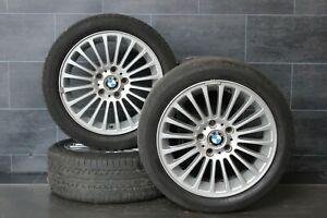 Original BMW 3er e46 Llantas 17 Pulgadas Ruedas de Verano Kit 205 50 r17