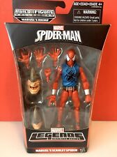 Hasbro Marvel Legends Scarlet Spider / Rhino BAF Wave - New Sealed