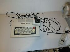 Radio Shack Tandy TRS-80 Color Computer 2 with joy stick.