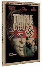DVD Triple Cross Romy Schneider, Yul Brynner Neuf sous cellophane