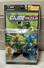 GI Joe 25th Anniversary Comic 2-Pack Duke and Cobra Commander