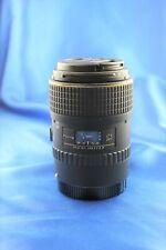 Tokina AT-X Pro Lens Macro 100 F2.8 D