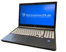 Fujitsu Lifebook E756 | i5-6200U | FHD-Display | 8GB RAM | 250GB SSD | Dockings