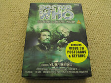 Doctor Who The Crusade / Space Museum Video Box Set CD / Postcards